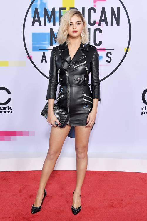 Selena Gomez American Music Awards 2017