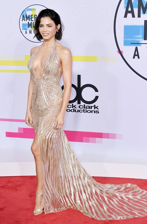 Jenna Dewan Tatum American Music Awards 2017
