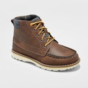 Javen Sherpa Mock Toe Fashion Boots