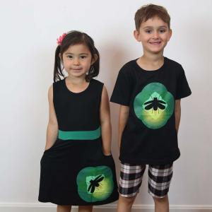 Firefly Glow-in-the-Dark Outfits